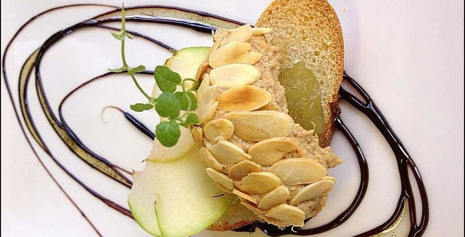 (Creatividad Gastronomica & Mario Lazarinni)