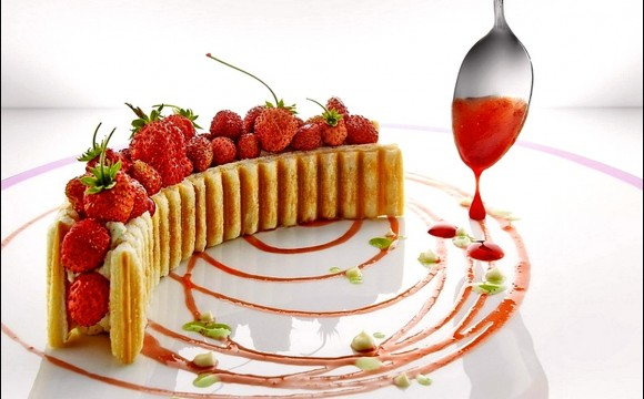 • J'ai une soudaine envie de manger des fraises !