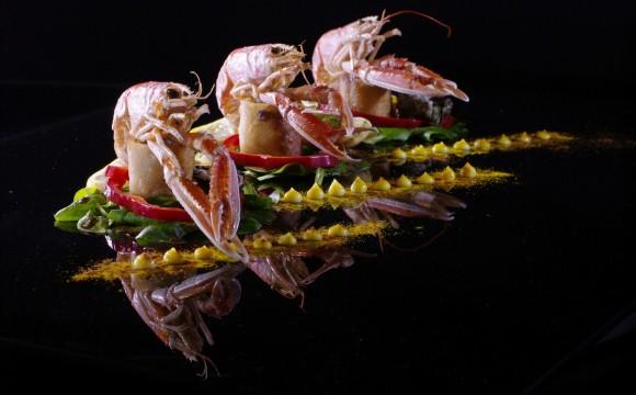 Les langoustines et le pince charmant
