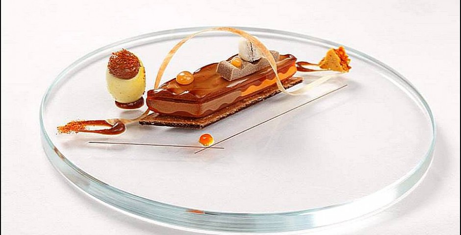 Pastry Chef Daniel Roos