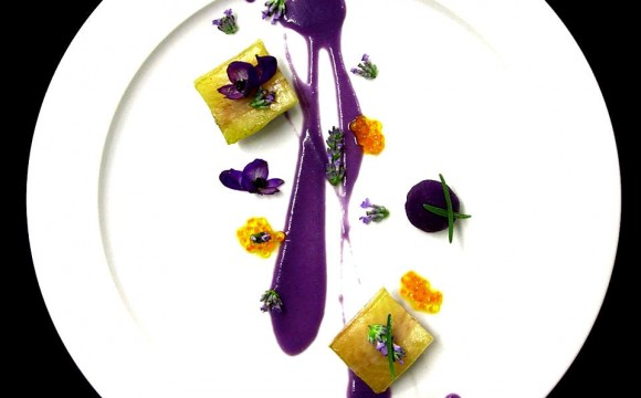 M thode pour d corer son assiette le blog de for Cuillere pour decorer les assiettes