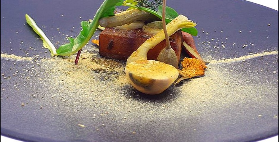 Chef Jean-Luc Rabanel