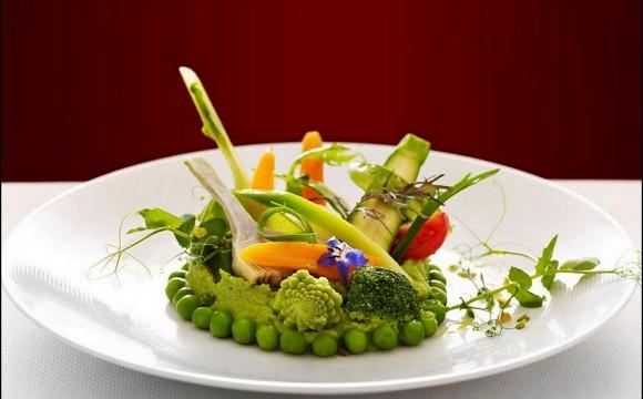 Légumes et crudités