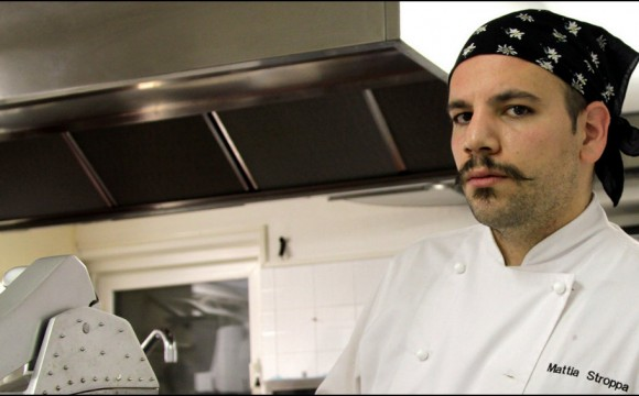 Chef Mattia Stroppa – Interview