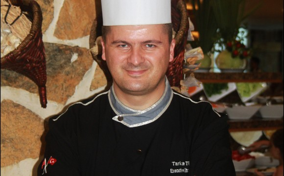 Chef Tarkan – Interview