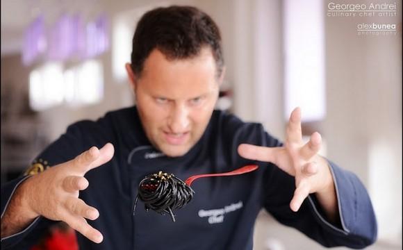 Chef Geogeo Andrei – Interview