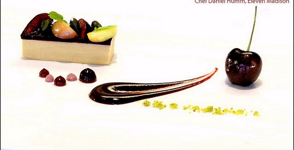 Chef Daniel Humm <br> Photo © Francesco Tonelli
