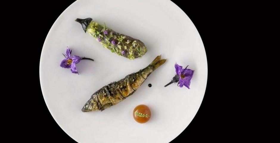 Chef Noriyuki Hamada <br> Photo © Richard Haughton