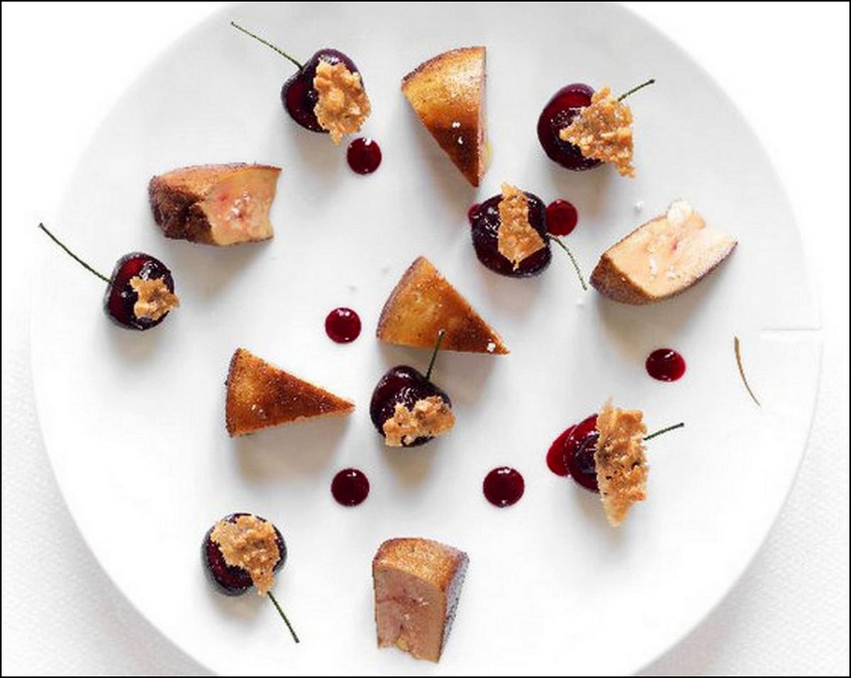 Visions Gourmandes Chef Yannick Alleno Yam Magazine Cheval Blanc