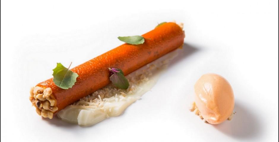 Chef Suzette Gresham <br> Photo © Acquerello