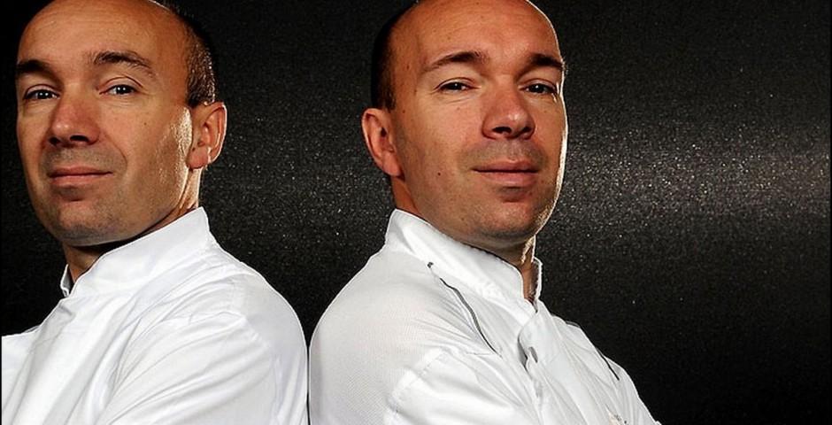 Jacques et Laurent Pourcel