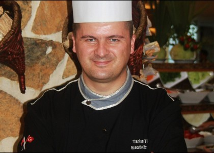 Interview Chef Tarkan