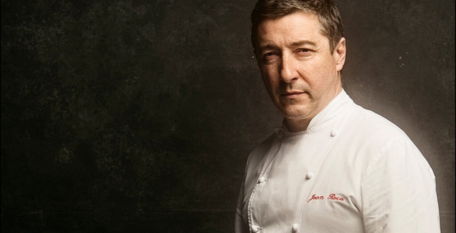 Joan Roca  <br> El Celler De Can Roca
