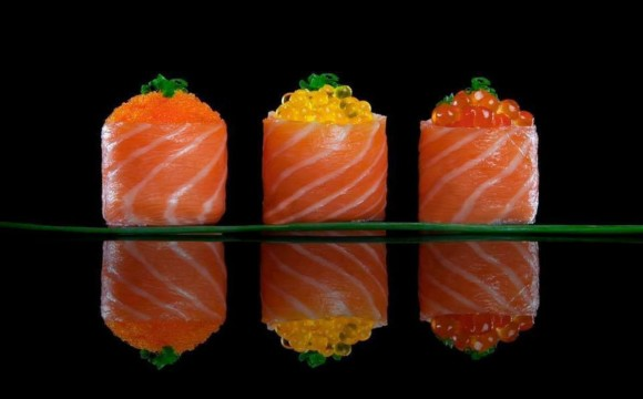 Sushi trilogie – Photo