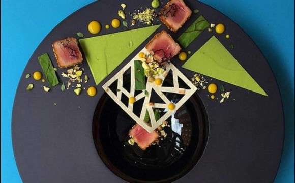 The Art of Plating – Photo